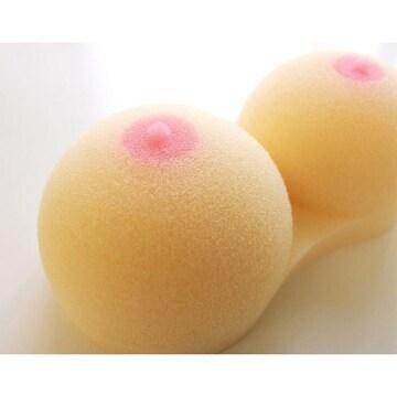 おっぱい スポンジ KK-0720 オッパイ お風呂 バス 面白グッス