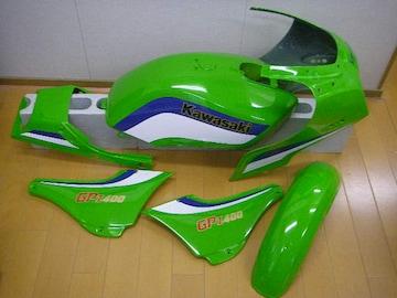 GPZ400 塗装用マスキングステッカー�A