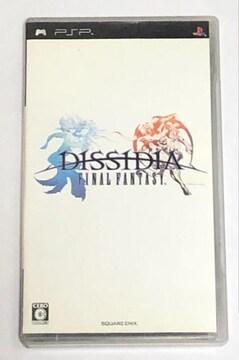 PSP ディシディア ファイナルファンタジー