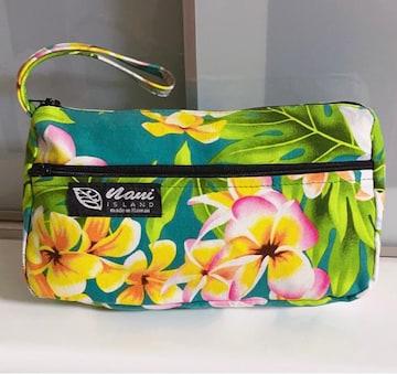 ハワイアンショルダーバッグ ポーチ 美品