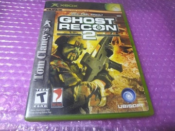 堀XBOX GHOST RECON2 2011 FINAL ASSAULT(E)