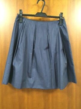 アローズ☆ネイビー☆ミニスカート