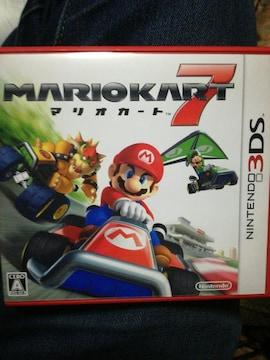 任天堂ハードの定番ソフト!3DS「マリオカート7」