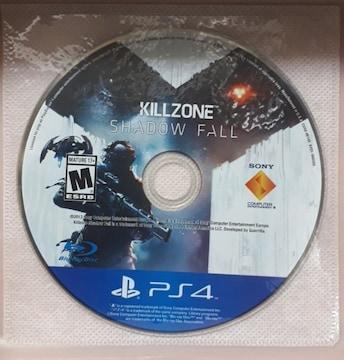 PS4キルゾーン シャドーフォール