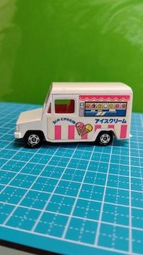日本製 NO.27 いすゞHIPAC VAN  アイスクリーム屋さん
