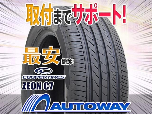 クーパー ZEON C7 215/55R17インチ 4本 < 自動車/バイク