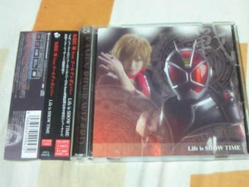 CD+DVD 仮面ライダーウィザード OP 初回限定盤 戦ver. ゴールデンボンバー