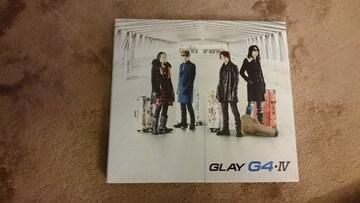 GLAY「G4・�W」DVD付