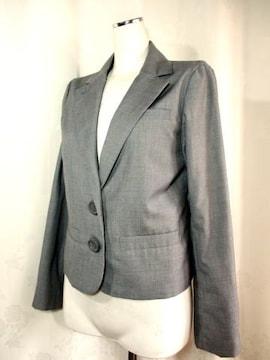 【PAGE BOY】グレーのジャケットです