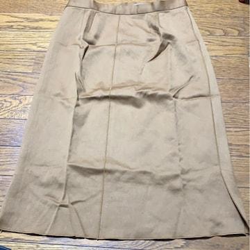 ブラウン★シンプル★ナチュラル★スカート
