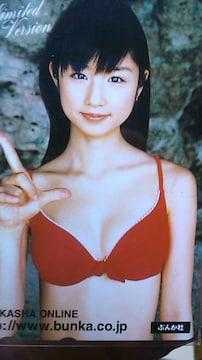 小倉優子未使用テレカ写真集ゆうこりん〜ショップの半額