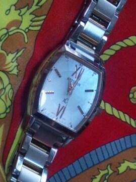 シチズンXC球面サファイアガラスエコドライブソーラー電波腕時計レディース