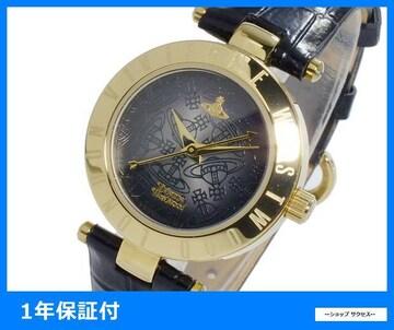 新品■ヴィヴィアンウエストウッド レディース 腕時計 VV092BKBK