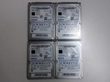 ★ハードディスク サムスン HM320HJ 320GB SATA 4個セット