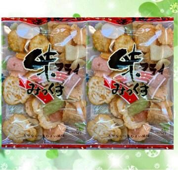 【送料無料】エビとイカのミックス『味フライミックス』2袋