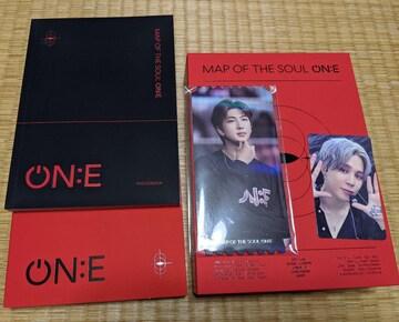 BTS MAP OF SOUL ON:E ONE DVD  日本語字幕 抜けなし