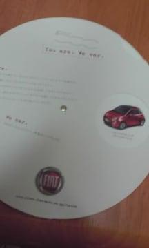 ニューフィアット500回転式丸型カタログ