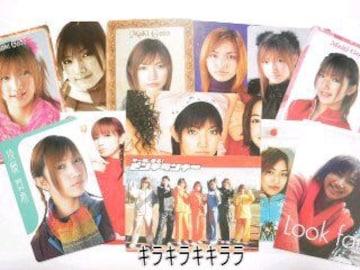 ●後藤真希●モーニング娘。★コレクションカード/トレーディングカード【12枚セット】