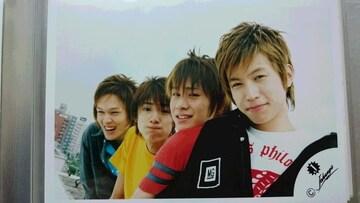 *大倉☆丸山☆安田☆内★Jr.時代の公式ショップ写真1枚♪