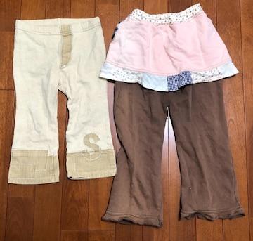 女の子子供服☆ブランド入まとめ売り6枚90〜100cm