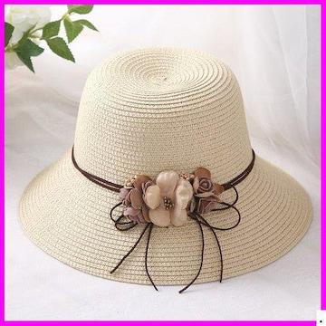 おすすめ春帽子☆ 草編み帽子 6# フ ー シンプル 941