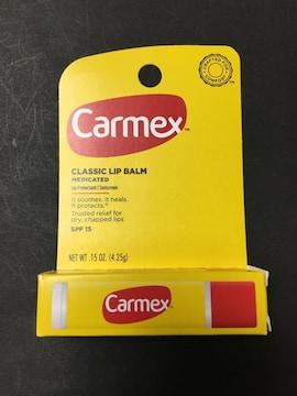 カーメックス リップバーム クラシック 《carmex リップクリーム