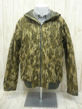 即決☆コロンビア 特価 中綿+裏フリース 防寒ジャケット CAMO/M 新品