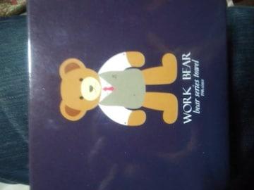 au☆STAR福袋に入ってた熊ちゃん石鹸とタオル。新品未開封