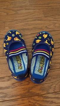 ピカチュウ上靴
