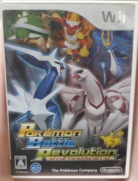 Wiiポケモンバトルレボリューション