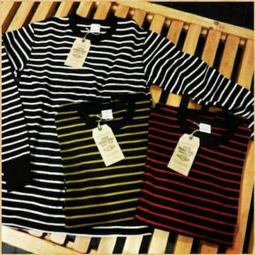 定価13440円 cootie ハニカムサーマルボーダー Tシャツ S 美品 kj ワッフル