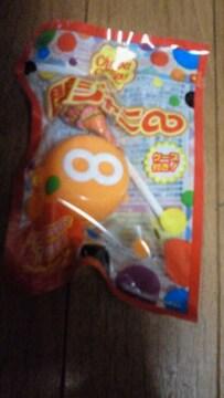 新品関ジャニ∞チュッパチャプスケース付きオレンジ色