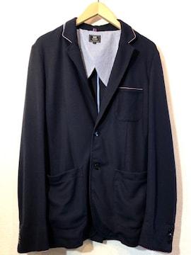 BEAMS■テーラードジャケット■スウェット■ビームス■紺