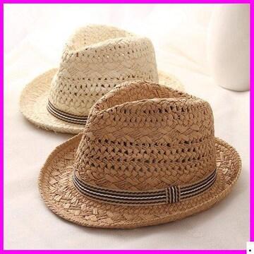 おすすめ春帽子☆ 夏定番 大人用 2# 帽 UV対策 949