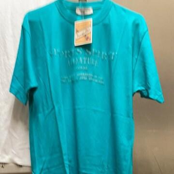 Tシャツマリンブルー