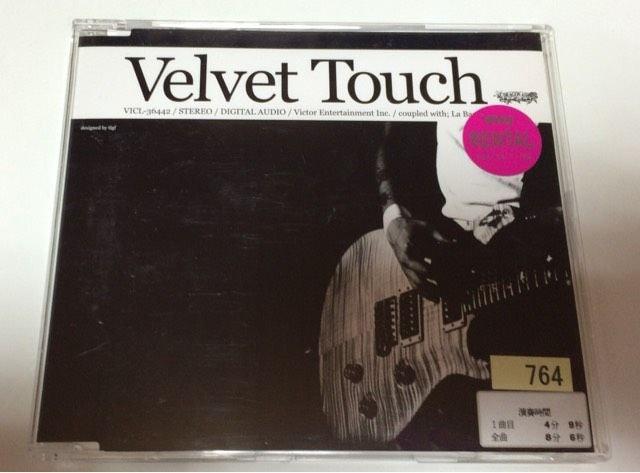 ★Dragon Ash『Velvet Touch』レンタル落ち★  < タレントグッズの