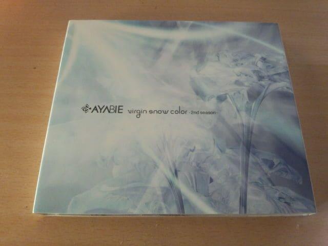AYABIE CD「Virgin Snow Color -2nd season-」彩冷える V系●  < タレントグッズの