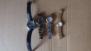 レディース腕時計ジャンクまとめ