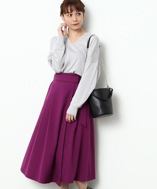 新品☆ViS(ヴィス・ビス)Vネックプルオーバー☆ < ブランドの