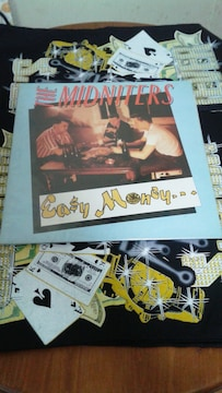 THE midniters/easy money�呑カビリークリームソーダミッドナイターズ廃盤レア