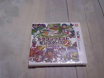 【新品3DS】ドラクエモンスターズ2 イルとルカの不思議な鍵