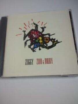 送料無料ZIGGY アルバム ZOO & RUBY