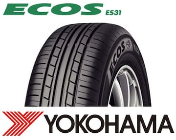 ★165/80R13 緊急入荷★ヨコハマ ECOS ES31 新品タイヤ 4本セット