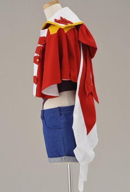 マクロスF シェリル オベリスク風 コスプレ衣装 < 女性ファッションの
