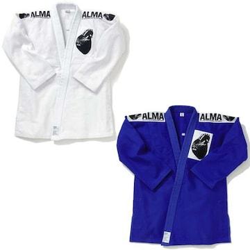 アルマALMA柔術着 柔術衣 海外製柔術衣(白帯付) 格闘技 JU2