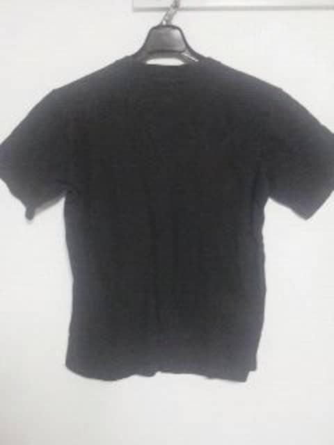 Fー208★コンバース・メンズ半袖Tシャツ ブラック L < ブランドの