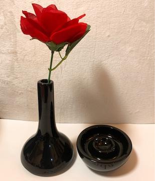 インテリア灰皿*花瓶*