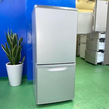 ◆Panasonic◆冷凍冷蔵庫 2018年 138L 大阪市近郊配送無料