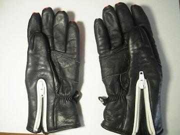 ◆革のスキー用手袋◆ ☆女性用