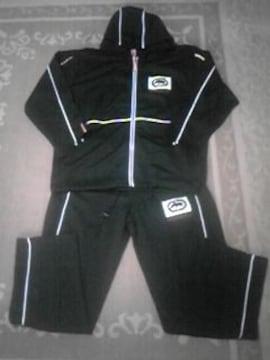 B-BOY.ヤンキー 美品 ECKO セットアップ XL 黒